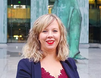 Daria Siatkowska Senior Solicitor - Litigation